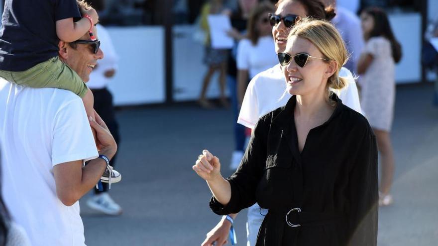 Matilda, la hija de Marta Ortega y Carlos Torretta, nace en A Coruña
