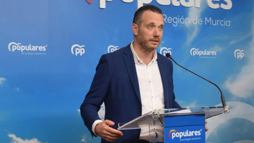 El PP se querella contra el PSOE por denuncia falsa y calumnias