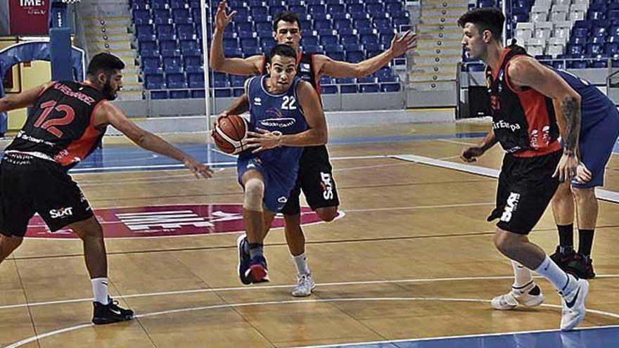 El Flanigan Calvià se impone en el duelo de equipos EBA