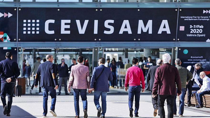 La Feria retrasa  Cevisama pero mantiene otros certámenes presenciales