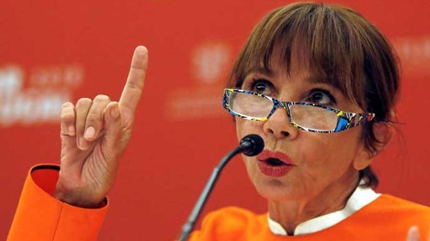 """Victoria Abril: """"'Me too' se hunde por excesos de feministas radicales"""""""