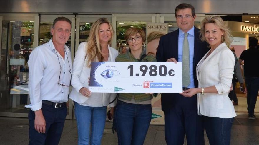 La Fundación Vicente Ferrer recauda 1.980 €
