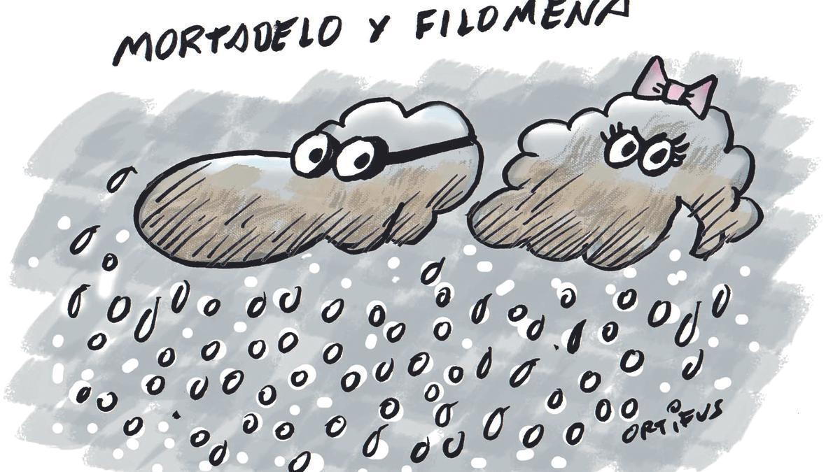 Mortadelo y Filomena