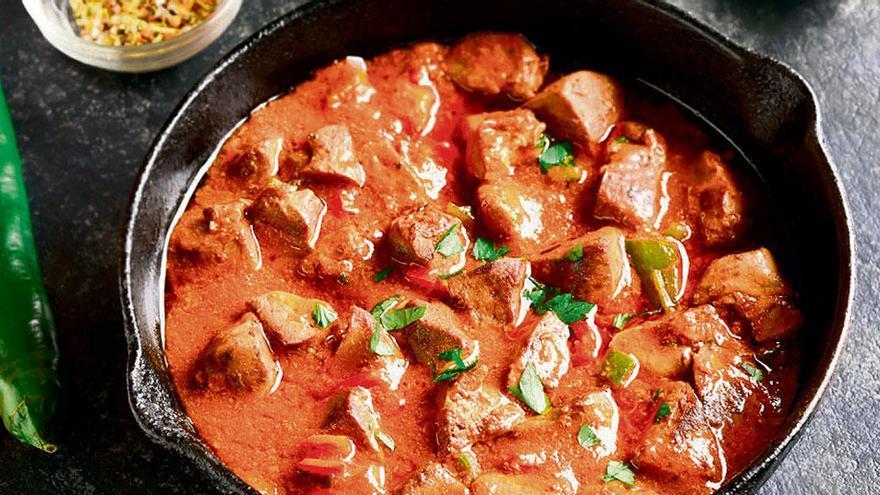 Fosh kocht: Schweinefleisch mit Piri-Piri-Sauce