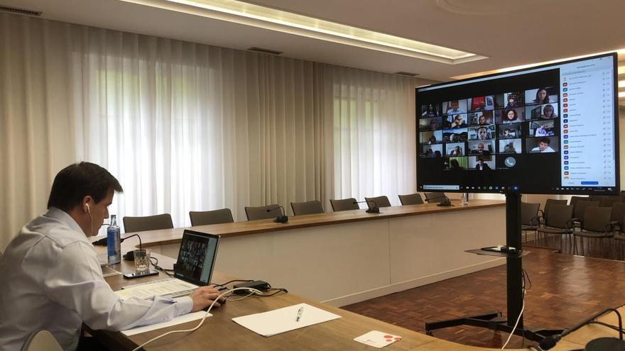 Xàtiva aprueba por unanimidad la modificación presupuestaria de 3,4 millones de euros para financiar el plan Reactivem