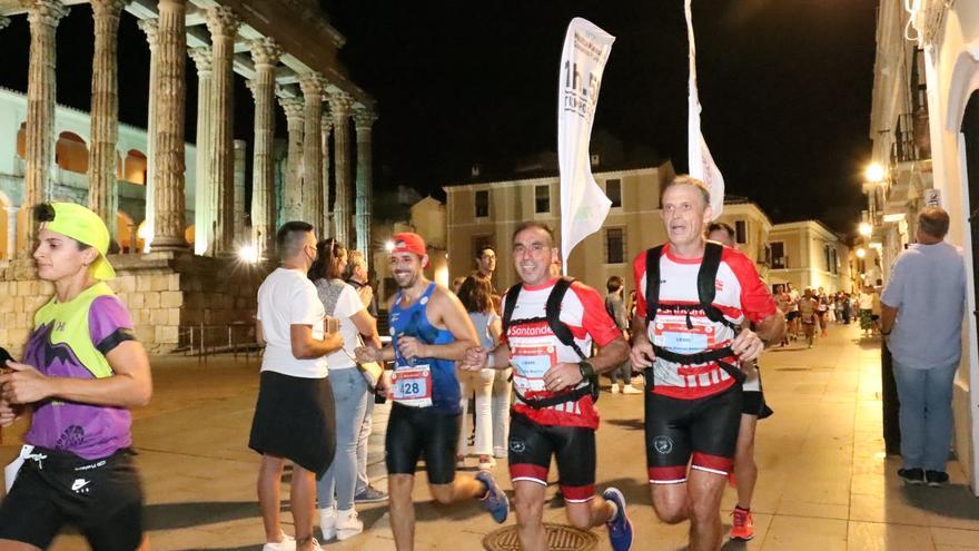La próxima media maratón de Mérida volverá a celebrarse en horario nocturno