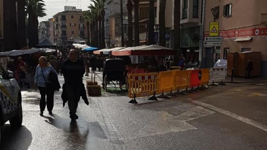 Dijous Bo: Volksfest-Besucher halten Falschfahrer für Terroristen