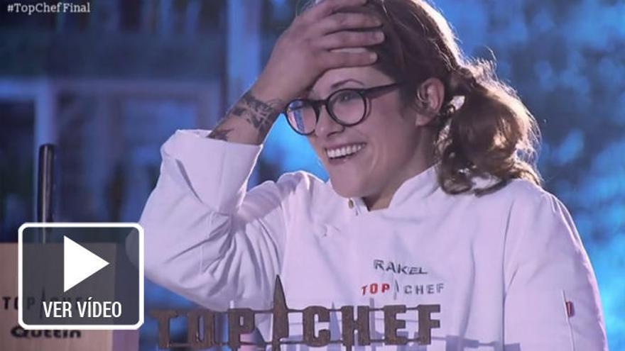 Rakel se impone en la cuarta edición de 'Top Chef'