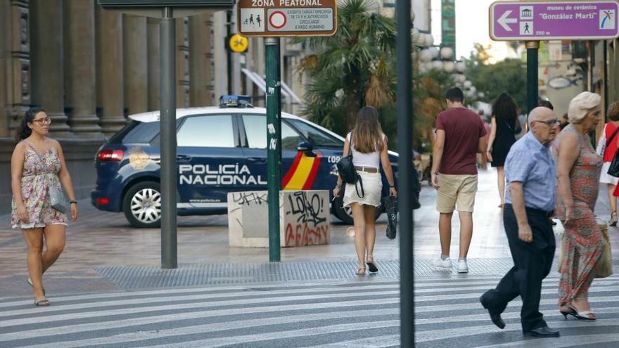 Un apagón afecta a 1.700 usuarios en València