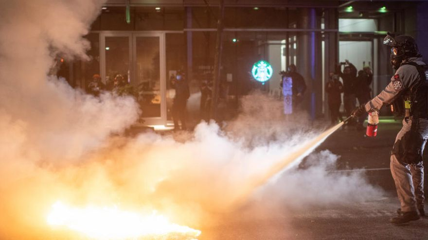 Estado de emergencia en Portland a la espera de una manifestación neonazi