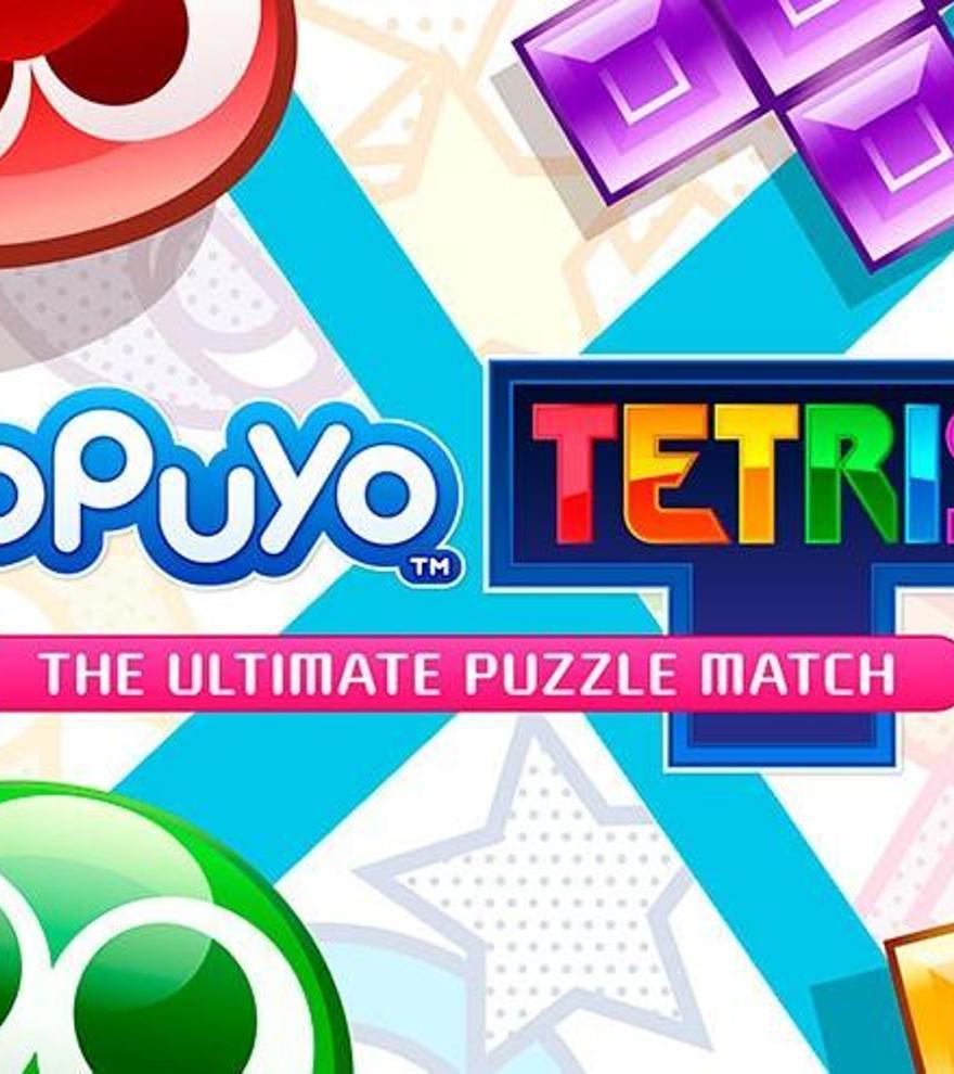 Sonic llega junto a otros personajes con la primera actualización gratuita de 'Puyo Puyo Tetris 2'