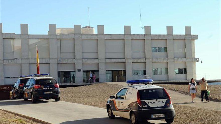 La Policía Nacional de Plasencia refuerza su presencia en la zona centro