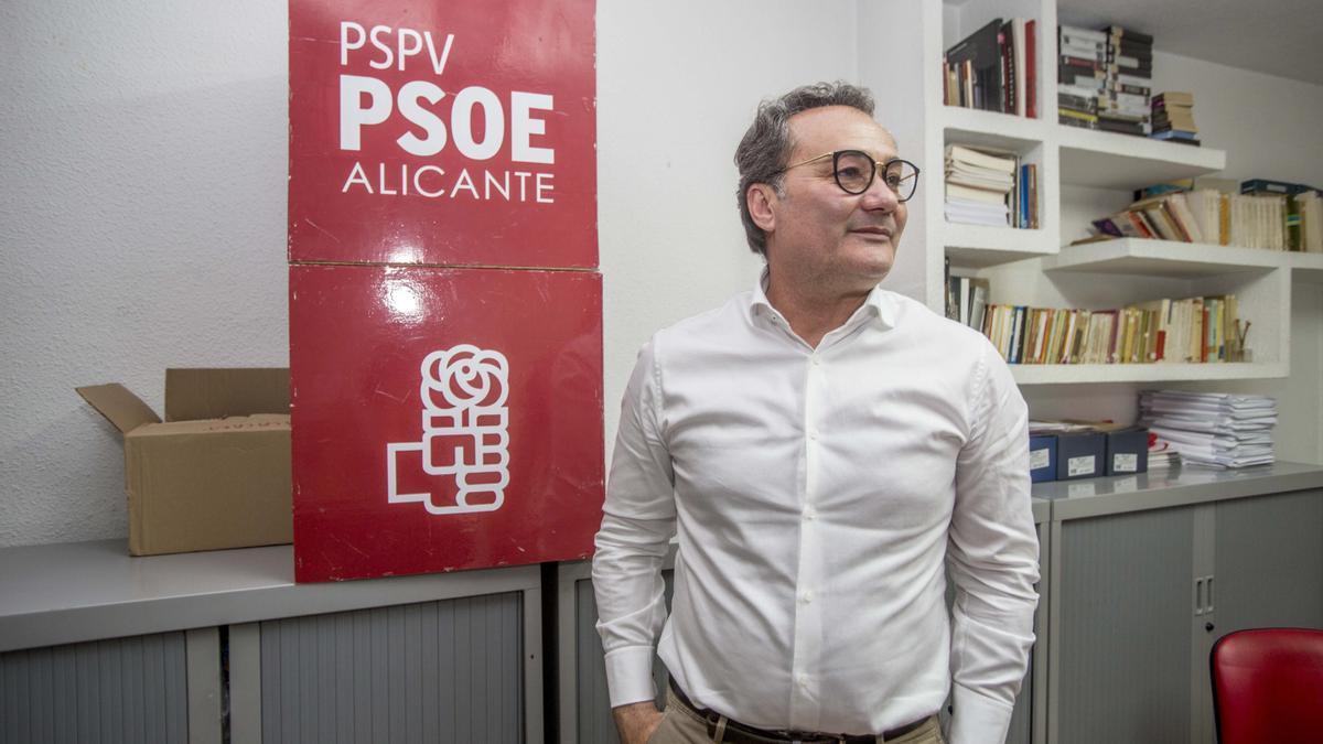Paco Sanguino, en una fotografía de archivo.