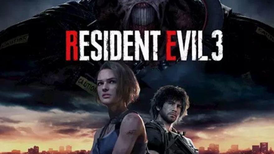 El 'remake' de Resident Evil 3 ya es una realidad