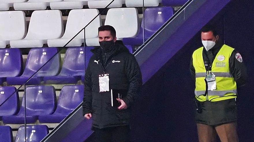 Jorge Almirón: «LaLiga es una prueba de fondo y cada partido será duro y decisivo»