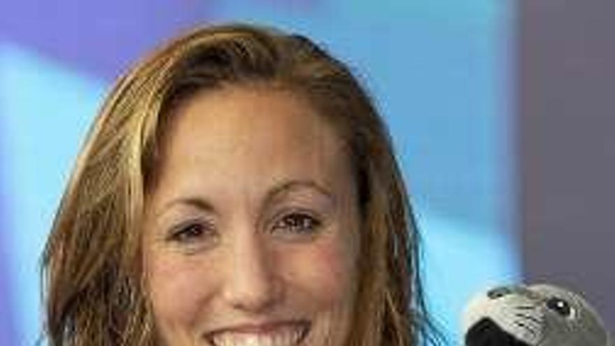 Jessica Vall gana la plata en los 200 braza del Europeo