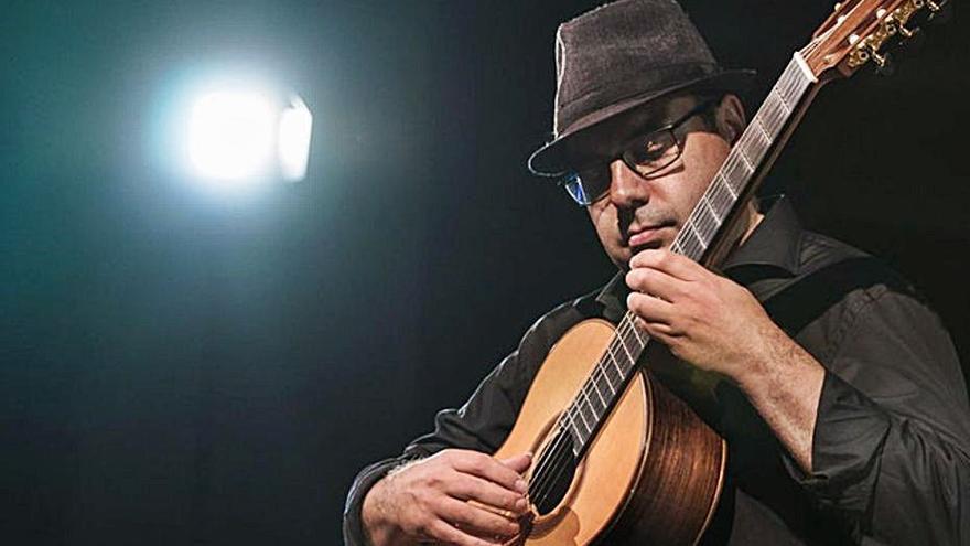 El Mediterranean Guitar Festival engega motors a Castelló d'Empúries