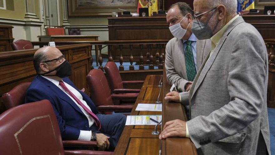 El Parlamento pide amparo a la Justicia en defensa del fuero: «El REF no se toca»
