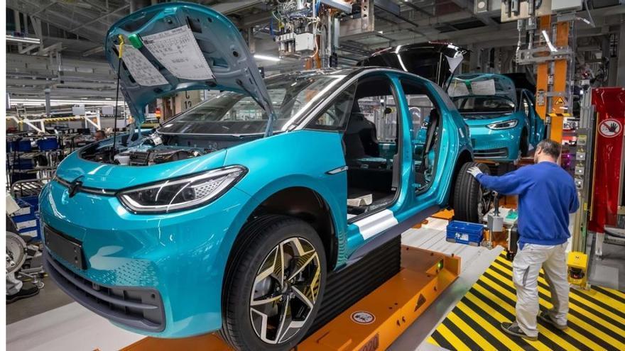 El grupo Volkswagen cerrará todas sus fábricas europeas en el plazo de dos semanas