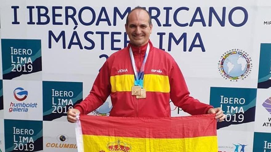 Fallece en Perú el atleta y exárbitro Paco Solana