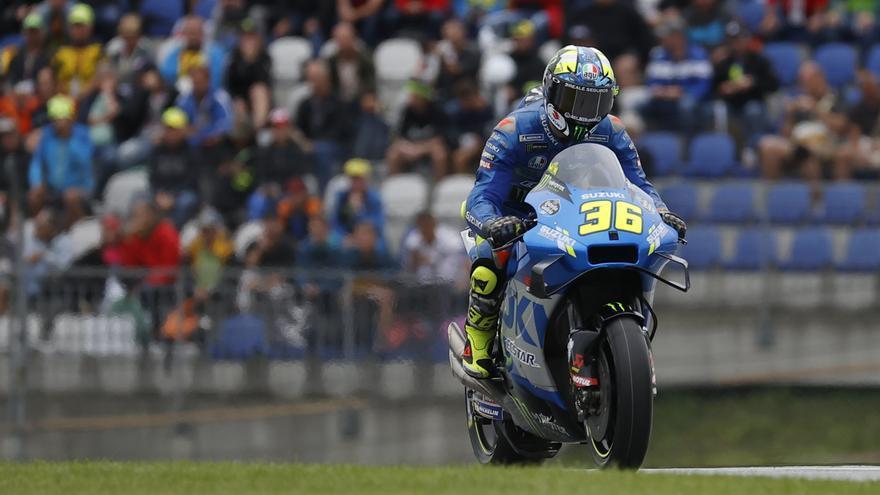 Así queda la parrilla de salida de MotoGP para el GP de Austria