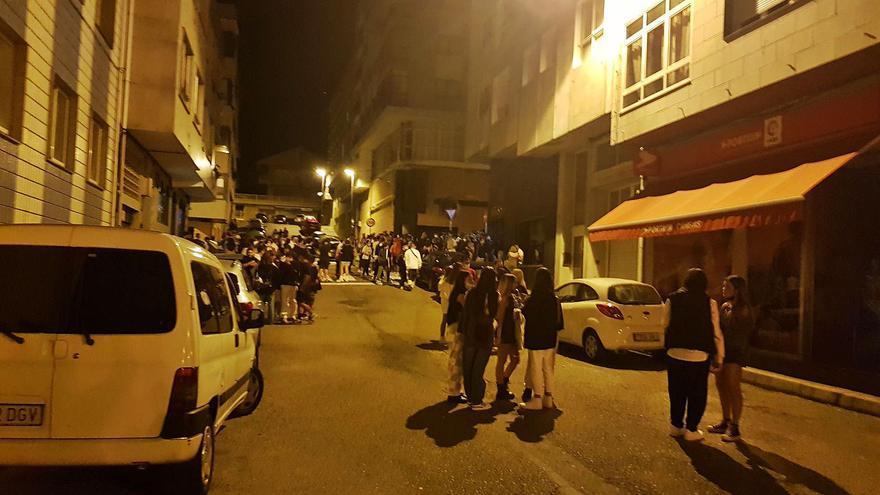 """Despliegue policial sin precedentes """"contra la movida"""""""