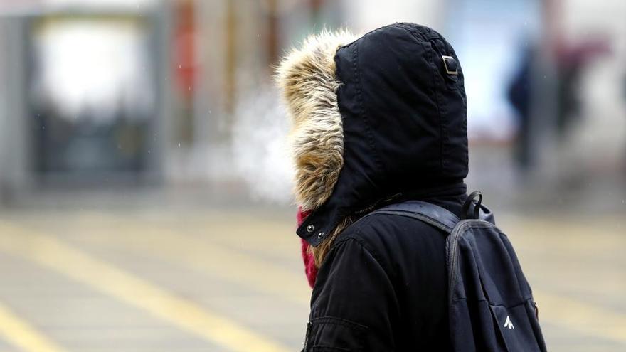 Castilla y León registra cinco de las diez temperaturas más bajas del país la pasada madrugada