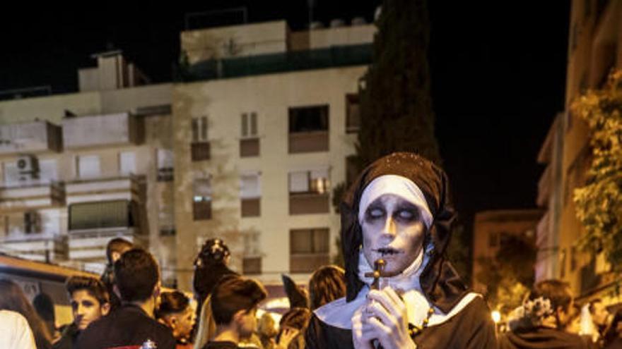 Mallorca im Halloween-Fieber