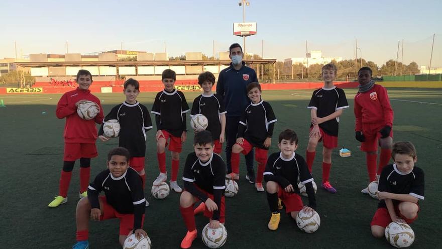 Los menores de 12 años volverán a jugar a partir del 24 de abril
