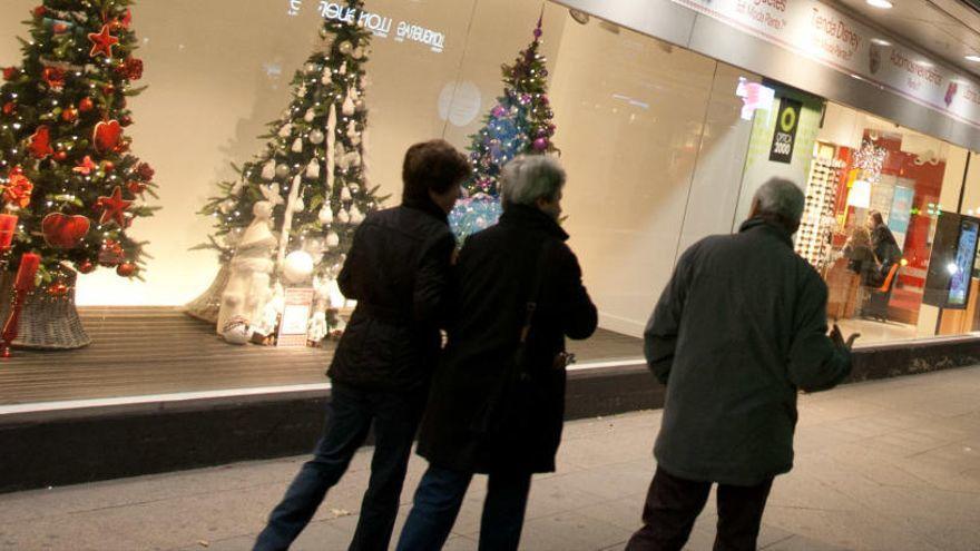La contratos para la campaña de Navidad en Canarias caerán un 48,7%