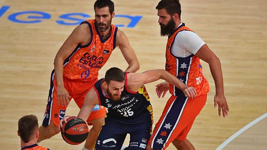 El Valencia Basket vuelve  el jueves a la Euroliga