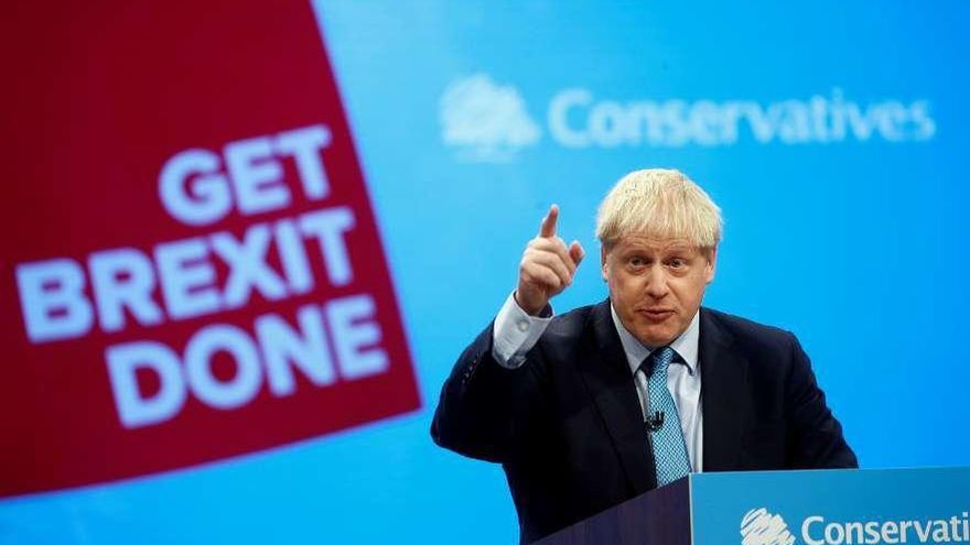 Johnson ofrece que el Ulster se ajuste a las normas del mercado único hasta 2024