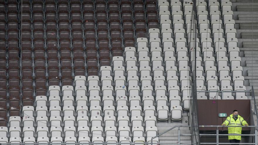 Los aficionados no podrán viajar a los partidos internacionales en septiembre por el coronavirus