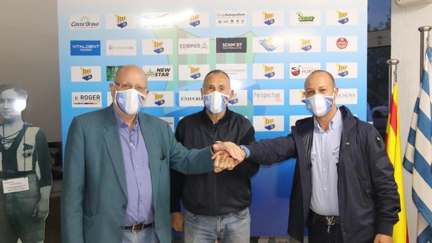 Arseni Comas torna al Figueres com a director esportiu del futbol base