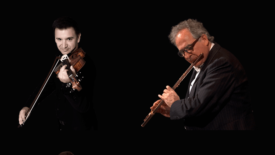 FIMM - Integral de los cuarteto de W.A. Mozart para flauta