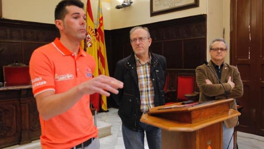Un proyecto educativo elegirá en Sagunt a 120 escolares que serán protagonistas en la Vuelta Ciclista a España