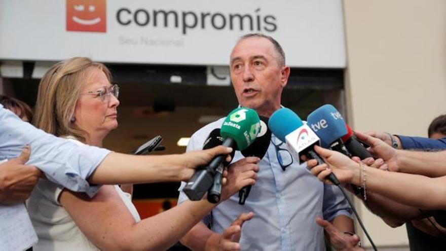 Compromís se decanta por un pacto con Errejón para las elecciones generales