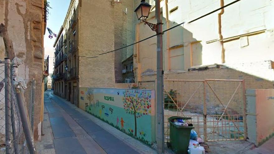 La calle Agustina de Aragón, la primera que se arreglará con el plan especial para Pignatelli