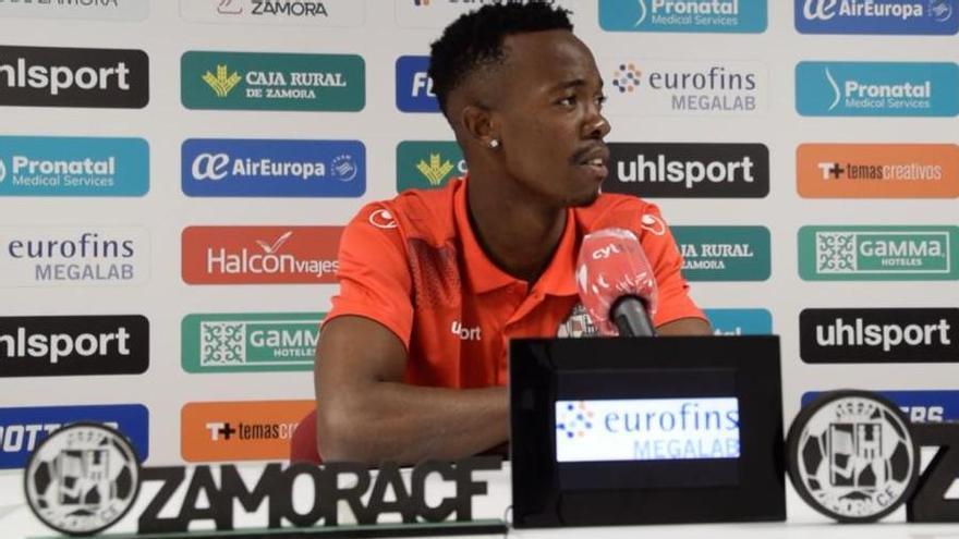 "Zamora CF | Mapisa: ""Jon es buenísimo, es como mi hermano"""