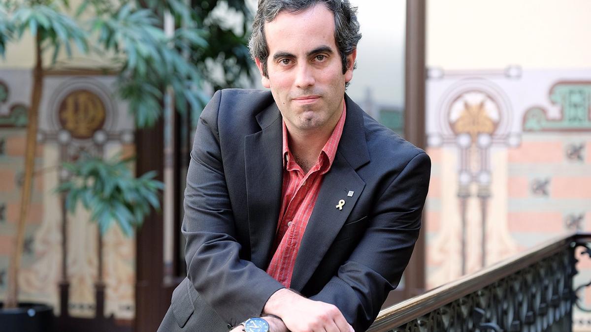 El secretario general de Salud, Marc Ramentol.