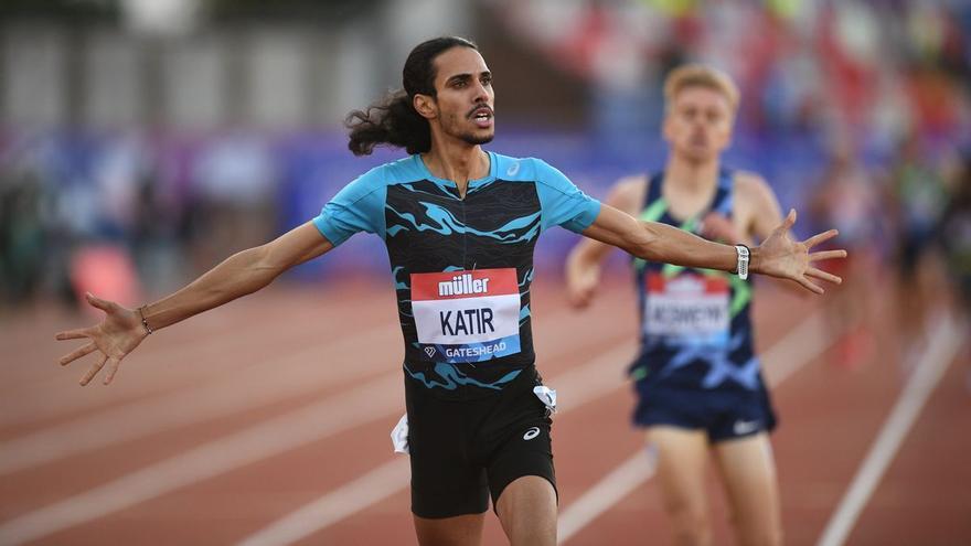 Mo Katir, la culminación de un sueño que empezó en patera