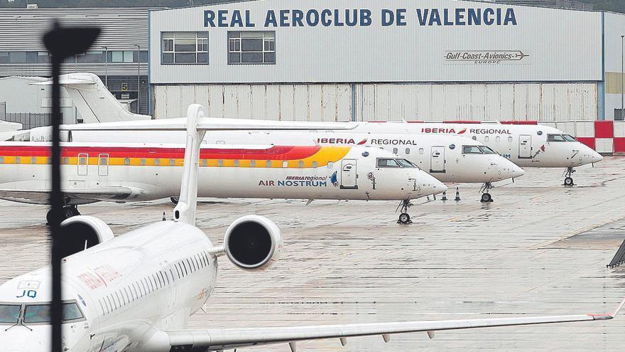 Air Nostrum solicita un rescate al Gobierno por las pérdidas por la covid