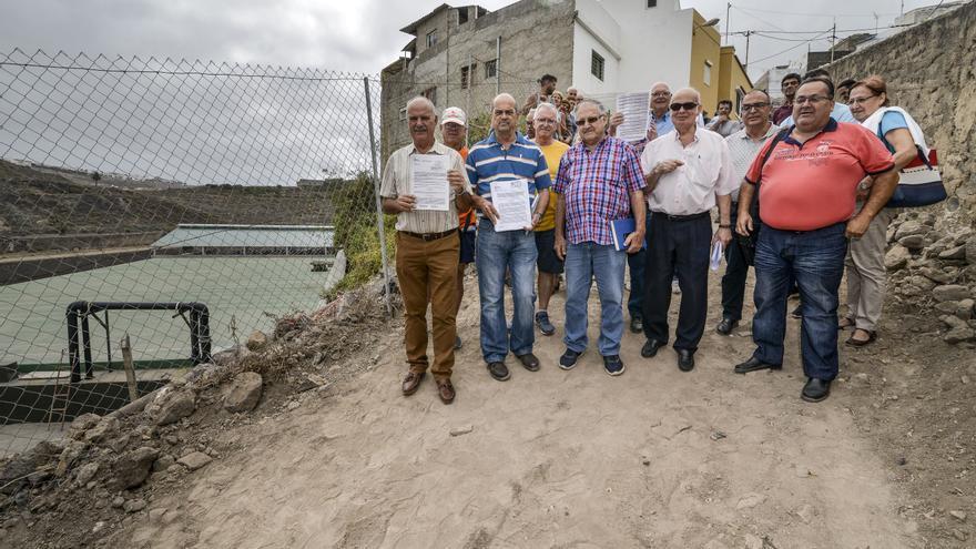 El inicio de obras en el biodigestor de Tenoya alarma a los vecinos