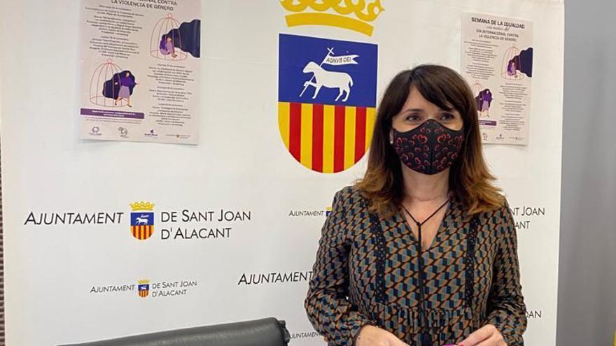 Sant Joan programa un 8 de marzo con acciones online para primar la seguridad