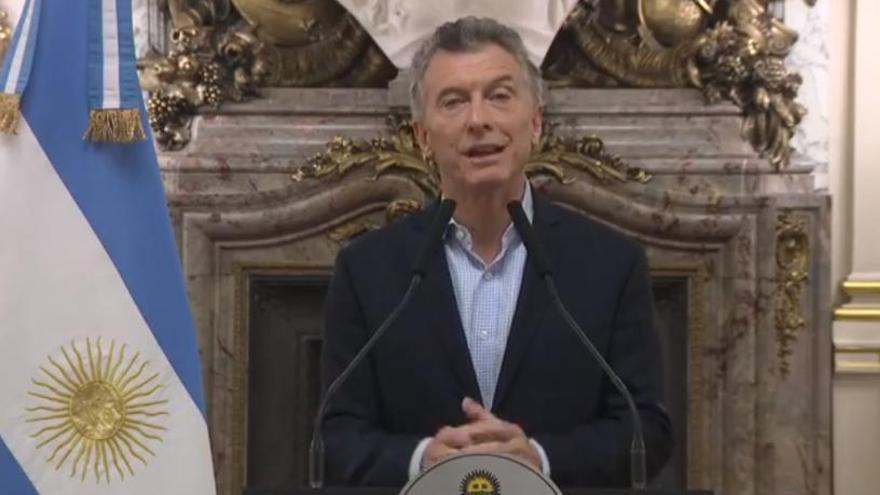 Argentina negocia amb l'FMI per obtenir suport financer