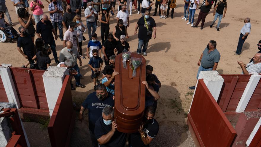 El mundo taurino de Zamora despide a Julio Sotelo, conserje de la plaza de toros