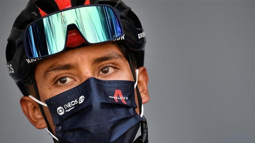 Egan Bernal abandona el Tour de Francia