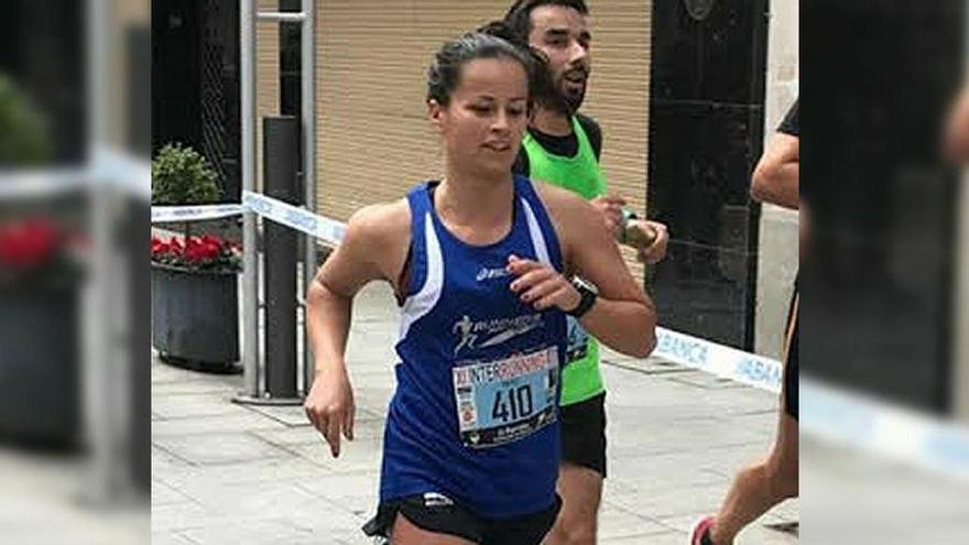 Commoció per la mort de la jove triatleta a l'Angliru