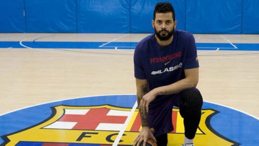 El Barça ficha al cuarto ex de Valencia Basket