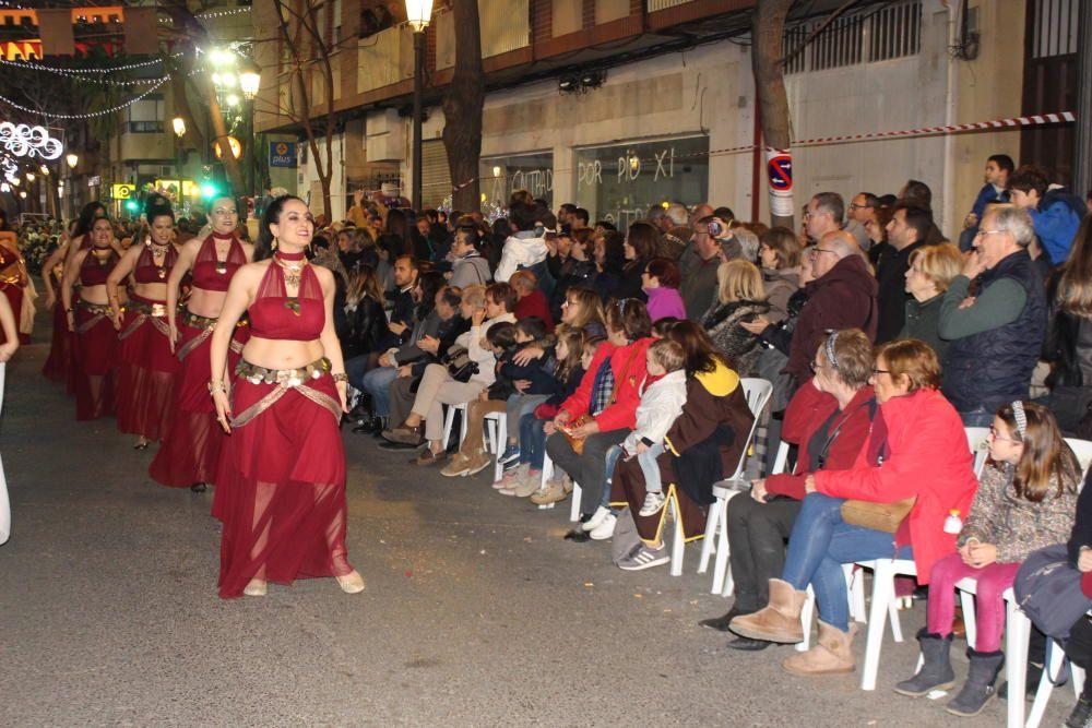 Parada Mora y Cristiana de la falla Pío XI-Fontanares